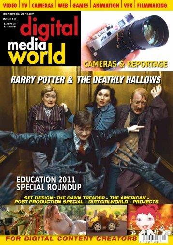 HARRY POTTER & THE DEATHLY HALLOWS - Digital Media World
