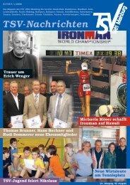 TSV-Nachrichten 1/2006