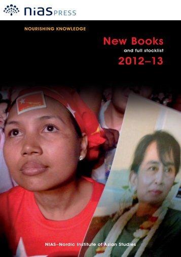 New Books 2012–13 - NIAS Press