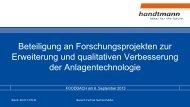 Albert Handtmann Maschinenfabrik GmbH & Co. KG - FoodDACH