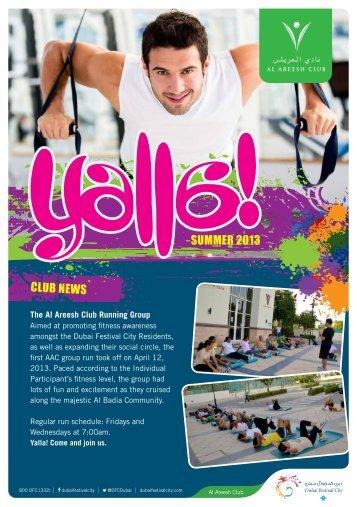 Newsletters - Dubai Festival City