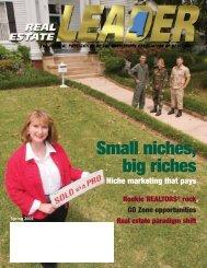 Real Estate LEADER Magazine (Spring 2006) - Mississippi ...