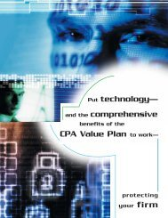 Technology— Comprehensive - Beale Professional Services