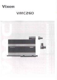 VMC260L for Atlux Mount - Vixen Optics
