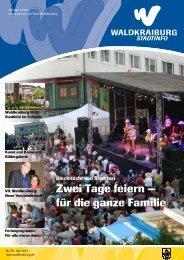 Juni 2013 - Stadt Waldkraiburg