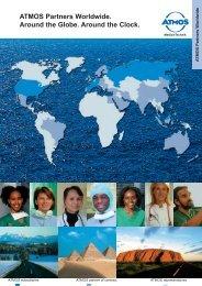 ATMOS Partners Worldwide. Around the Globe ... - sbs-med.com