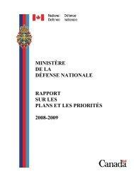 Version PDF (1629 ko) - Secrétariat du conseil du trésor