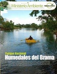 El remanso del río Ozama a su entrada a la provincia Santo ...