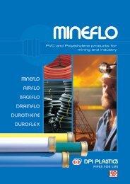 DPI Plastics Mineflo Brochure - Incledon