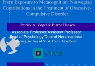 Compulsive Disorder. - classic.vitaminw.no