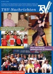 TSV-Nachrichten 4/2005
