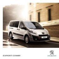 EXPERT COMBI - Peugeot Chile