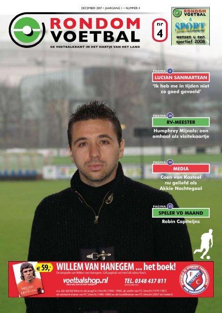 seizoen 2007/2008 nummer 4 - Rondom Voetbal