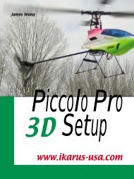 Piccolo Pro - Rotory Modeler