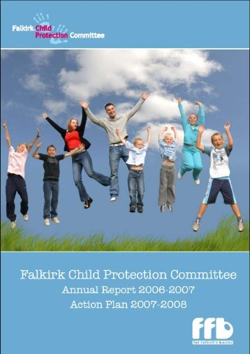 Forth Valley Child Protection Strategy Group NEW ... - Falkirk Council