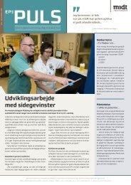 EPJ Puls - December 2009 - Regionshospitalet Randers
