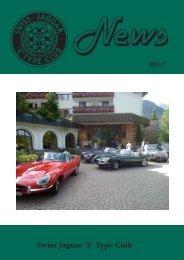 Titelseite 2010_04_do - Swiss Jaguar E-Type Club