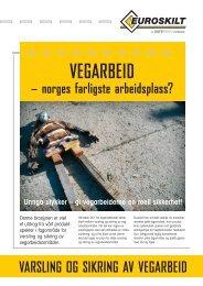 Varsling og sikring av vegarbeid - Euroskilt AS