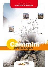 Catalogo 2013 ITA - Cammini d'Europa