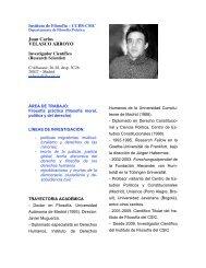 Juan Carlos VELASCO ARROYO - Consejo Superior de ...