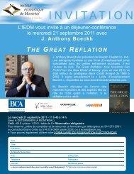 INVITATION - IEDM