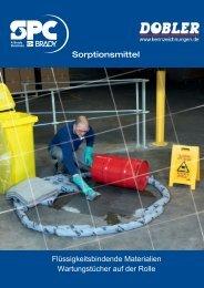 Katalog Wartungstücher auf der Rolle - Dobler GmbH Dobler GmbH