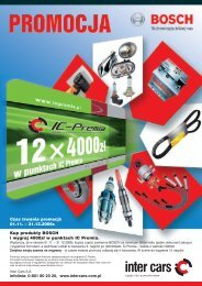 Bosch promocja.qxd - MotoFocus