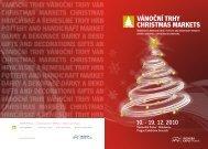 VÁNOČNÍ TRHY CHRISTMAS MARKETS - Incheba Expo Praha