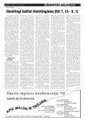 Nr. 1 (314) 2010 m. sausio 16 d. - Krikščionių bendrija TIKĖJIMO ... - Page 5