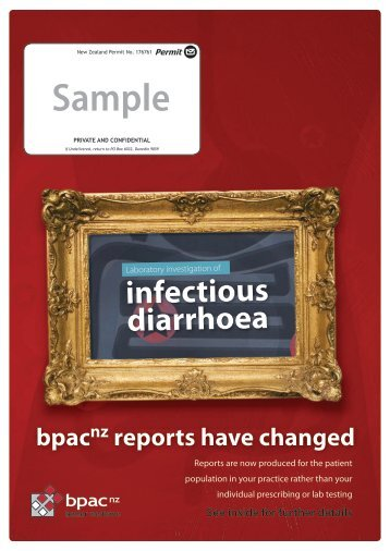 View / Download pdf version of this report - Bpac.org.nz