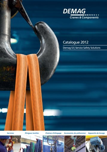 Catalogue 2012 - Demag Cranes & Components