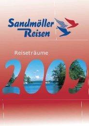 Reiseträume - Sandmöller Reisen