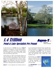 Aqua-T 2.0 sheet - SandS International