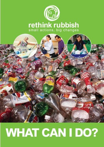 WHAT CAN I DO? rethink rubbish - Rother District Council