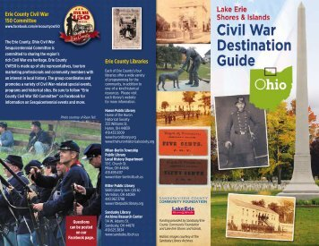 Erie County Civil War 150 Committee -  Sandusky Library