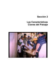 Sección 2 Las Características Claves del Paisaje - CGLRC