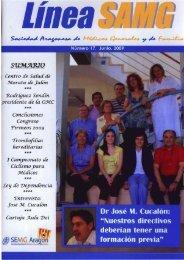 descargar revista - Sociedad Aragonesa de Medicina General