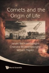 Comets and the Origin of Life