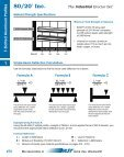 T-Slotted Aluminum Profiles - 80/20® Inc. - Page 6