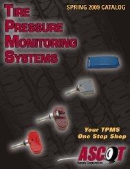 1 TPMS Tire Pressure Sensor 315Mhz Rubber for 06-08 Mazda Tribute