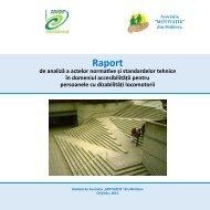 Raport de analiză a actelor normative și standardelor tehnice în ...