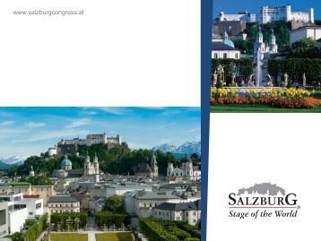 ticket duration price - Salzburg Congress