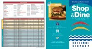 Shopping and Dining Map PDF - Metropolitan Washington Airports ...
