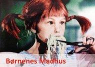 Børnenes Madhus som læringsrum - Københavns Madhus