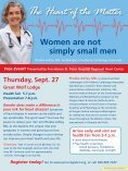 Free women's heart health event - Providence Washington - Page 3
