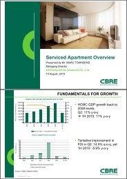 HCMC Serviced Apartments - CBRE