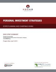 PERSONAL INVESTMENT STRATEGIES - BullsEye Resources