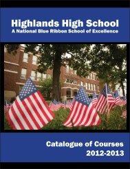 2012-2013 - Fort Thomas Independent Schools - Kentucky ...