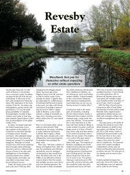 Revesby Estate - Forestry Journal