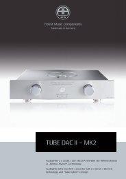 TUBE-DAC II - MK2